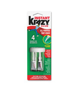 Instant Krazy Glue Single Use Tubes