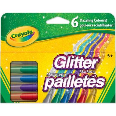 Crayola Glitter Markers