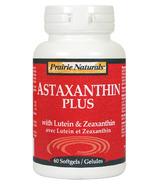 Prairie Naturals Astaxanthin Plus with Lutien and Zeaxanthin