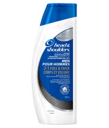 Head and Shoulders Men Full & Thick Dandruff 2-in-1 Shampoo