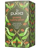 Pukka Ginseng Matcha Green Tea