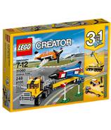 LEGO Creator Airshow Aces 3-in-1