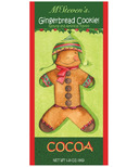 McSteven's Gingerbread Cookie Cocoa Packet