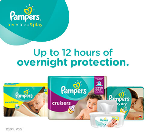 Pampers at Well.ca