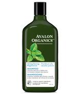 Avalon Organics Peppermint Strengthening Shampoo