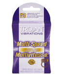 Trojan Multi-Speed Vibrating Ring