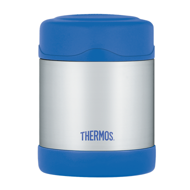 Buy Thermos Stainless Steel Vacuum Insulated Food Jar Blue ...