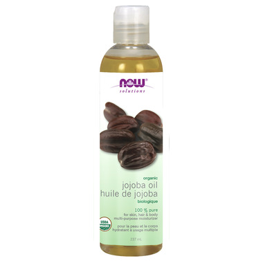 NOW Solutions Organic Jojoba Oil