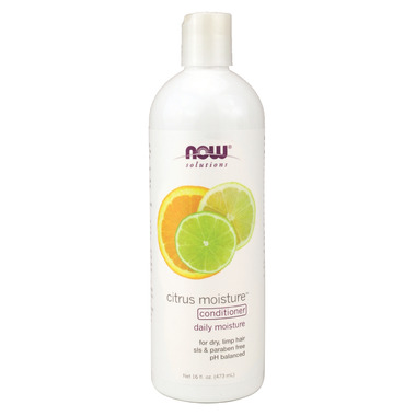 NOW Solutions Citrus Moisture Conditioner
