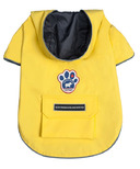 Canada Pooch Torrential Tracker Jacket Size 14 in Yellow