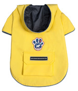 Canada Pooch Torrential Tracker Jacket Size 12 in Yellow