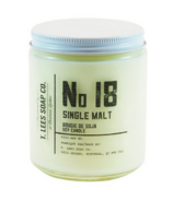 T. Lees Soap Co. No. 18 Single Malt Soy Candle