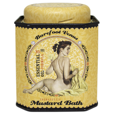 Barefoot Venus Therapeutic Mustard Bath