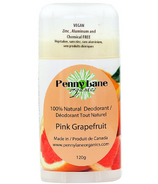 Penny Lane Organics Natural Deodorant Pink Grapefruit