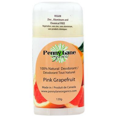 Penny Lane Organics Natural Deodorant Pink Grapefruit