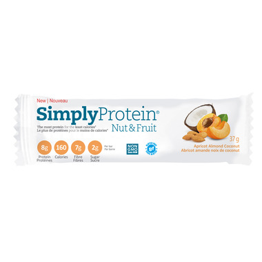 Simply Protein Nut & Fruit Bar Apricot Almond Coconut