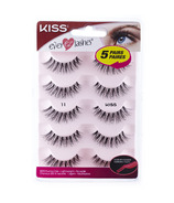 Kiss Ever EZ Fake Eyelashes Multipack # 02