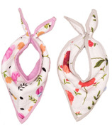 Little Unicorn Cotton Bandana Bibs Summer Poppy