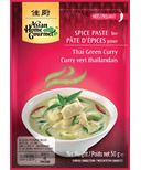 Asian Home Gourmet Thai Green Curry Spice Paste