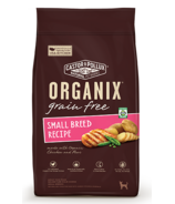 Castor & Pollux Organix Grain Free Small Breed Dog Food