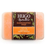 Hugo Naturals Vanilla & Sweet Orange Bar Soap