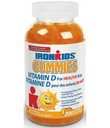 IronKids Vitamin D Gummies