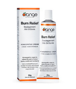 Orange Naturals Burn Relief Cream