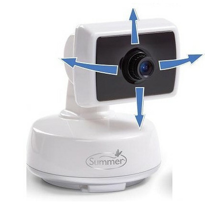 Summer Infant Extra Camera for BabyTouch Video Monitor