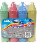 Incredible Novelties Jumbo Sidewalk Chalk