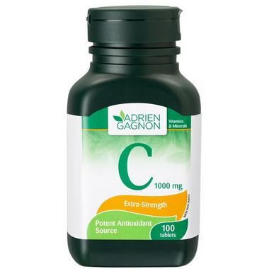 Adrien Gagnon Vitamin C 1000 mg with ORAC