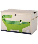 3 Sprouts Toy Chest Crocodile
