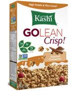Kashi Go Lean Crisp Toasted Cinnamon Cereal
