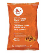 Be Better Gluten Free Sweet Potato Kettle Chips