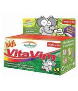 Jamieson Vita-Vim for Kids with Iron