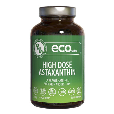 AOR Eco Series Astaxanthin High Dose