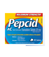 Pepcid AC Maximum Strength