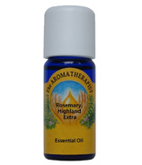 The Aromatherapist Organic Highland Rosemary Essential Oil