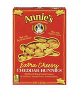 Annie's Homegrown Extra Cheesy Cheddar Bunnies