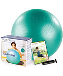 STOTT PILATES 65cm Stability Ball Power Pack Green