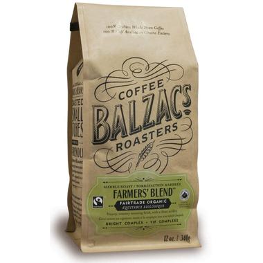 Balzac\'s Coffee Roasters Whole Bean Farmers\' Blend