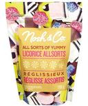 Nosh & Co. All Sorts of Yummy Licorice Allsorts
