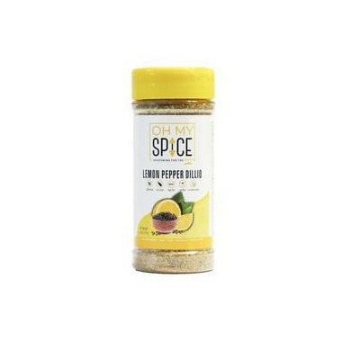 Oh My Spice Lemon Pepper
