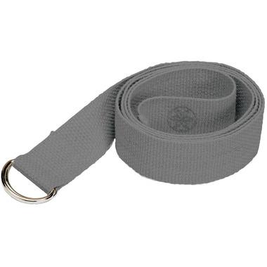 Gaiam 6 Foot Yoga Strap Grey