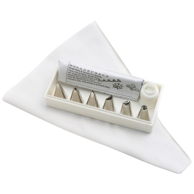 8-Piece Icing Decorating Set