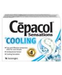 Cepacol Sensations Cooling Lozenges