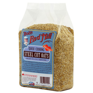 Bob\'s Red Mill Quick Cooking Steel Cut Oats
