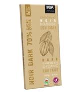 Kaoka Chocolate Bar Dark Chocolate 70%