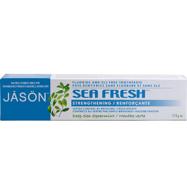 Jason Sea Fresh Strengthening Toothpaste
