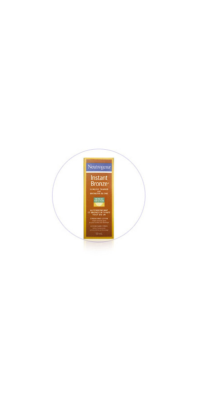 Neutrogena Instant Bronze Tinted Sunless Tanner for the Face