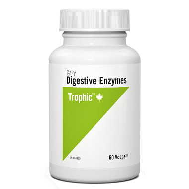 Trophic Dairy Digestive Enzymes